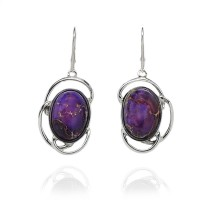 JASPER SILVER EARRINGS RAEA