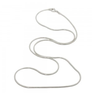 STERLING SILVER SNAKE CHAIN 1.6MM