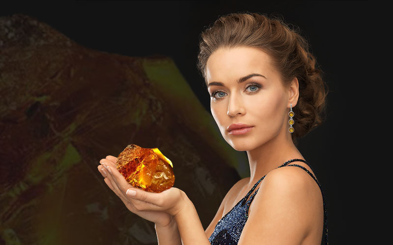 Luxury Amber Jewellery, Monartti Jewellery