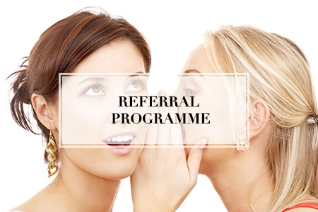 Referral Programme, Monartti Jewellery