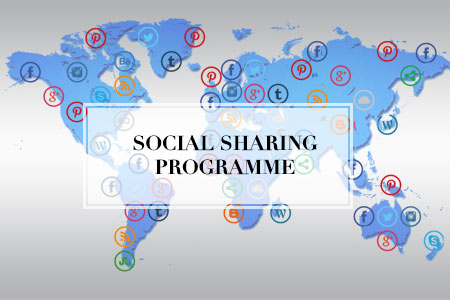 Social Media Discounts, Share Monartti Jewellery Affiliate Programme