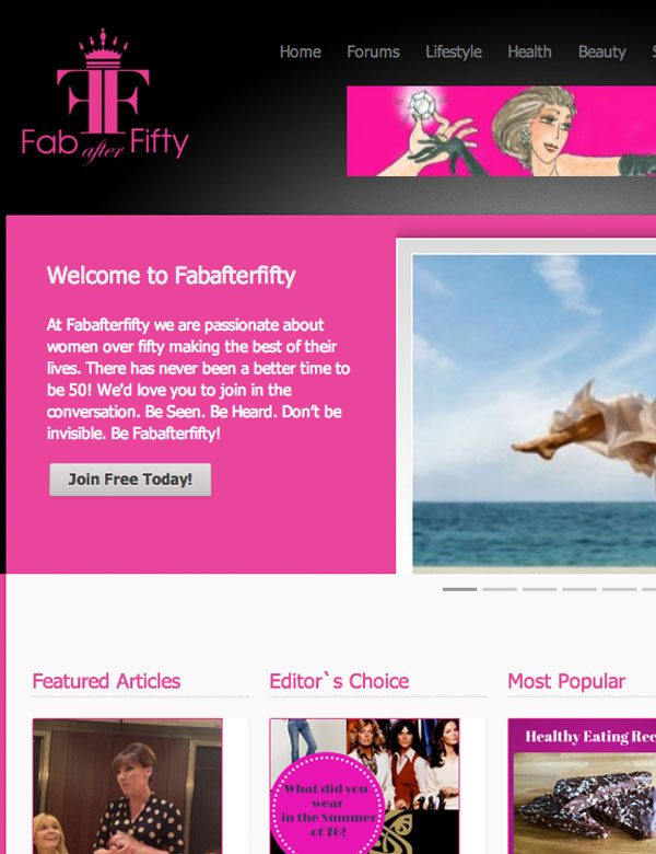 Fab After Fifty