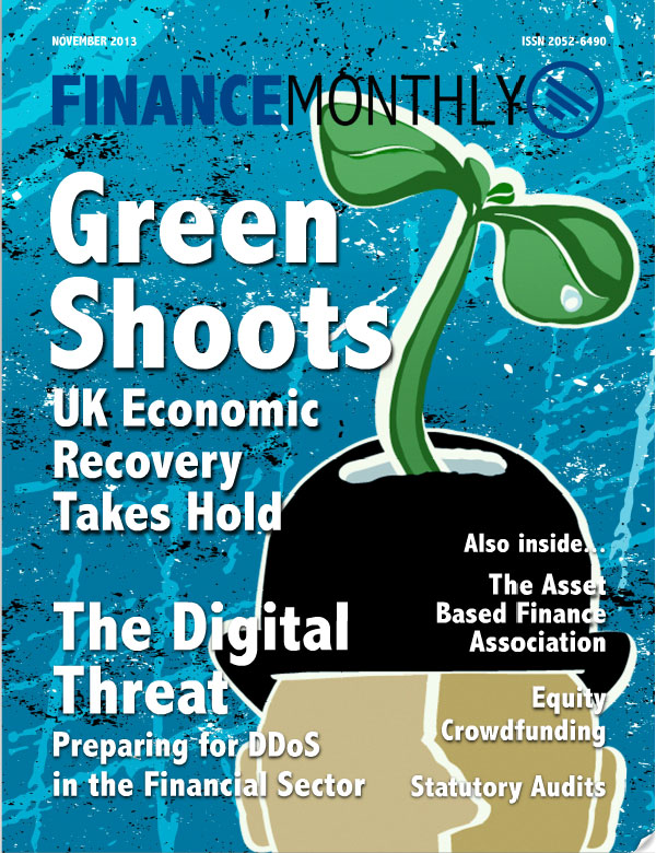 Finance Monthly, November 2013