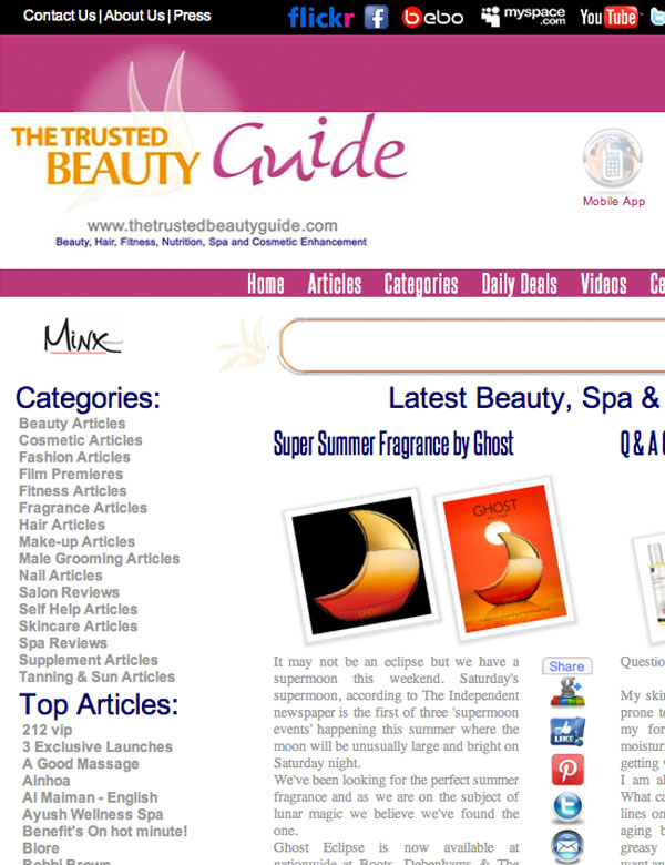 The Trusted Beauty Guide